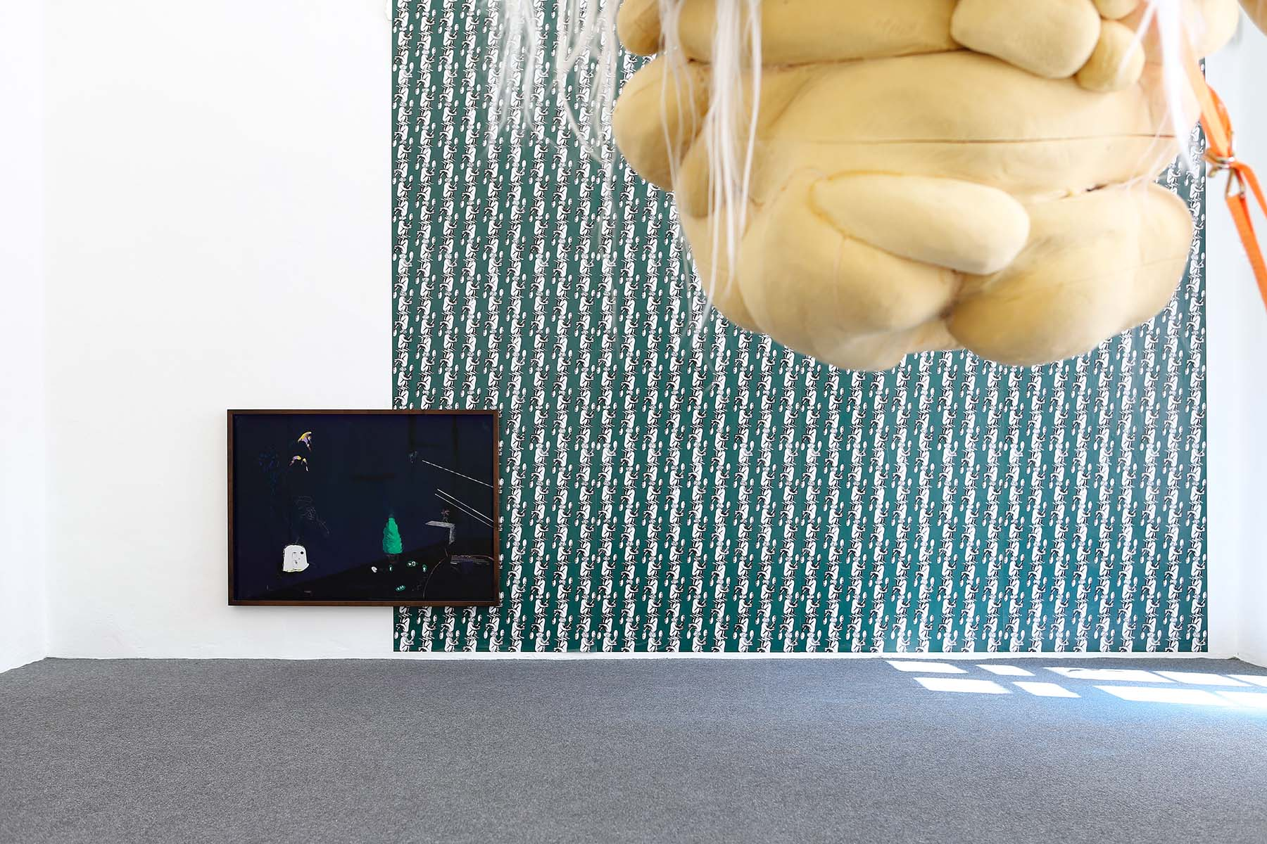 viewing room for art galleries, kunst verein eisenstadt