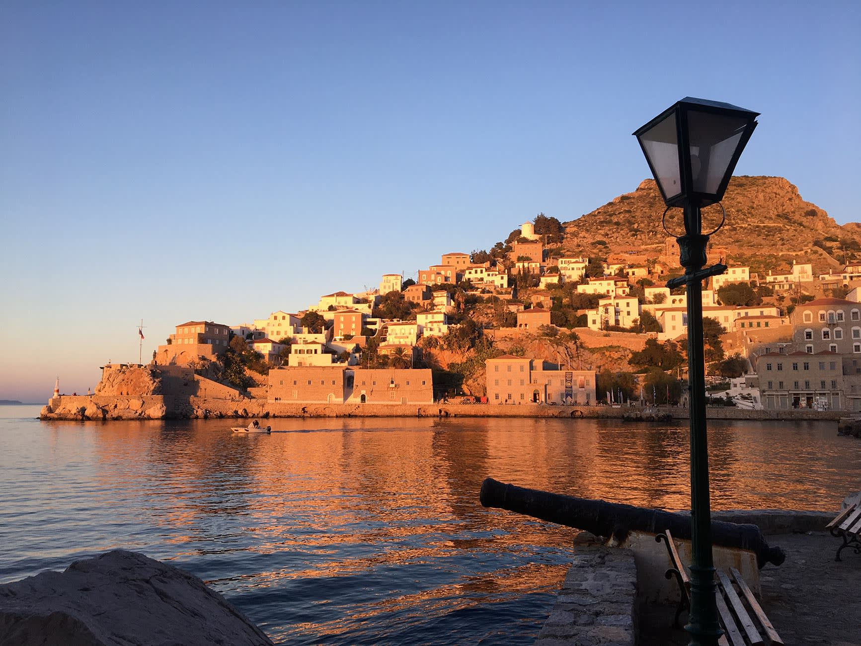 hydra, port, sun and relaxing, second home, dominique foertig