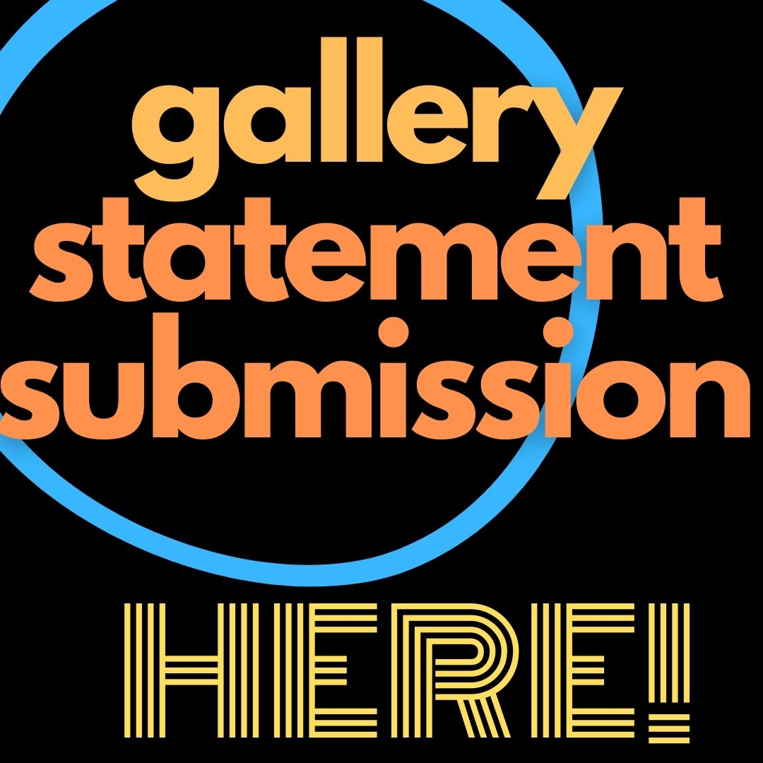 gallery statement submission