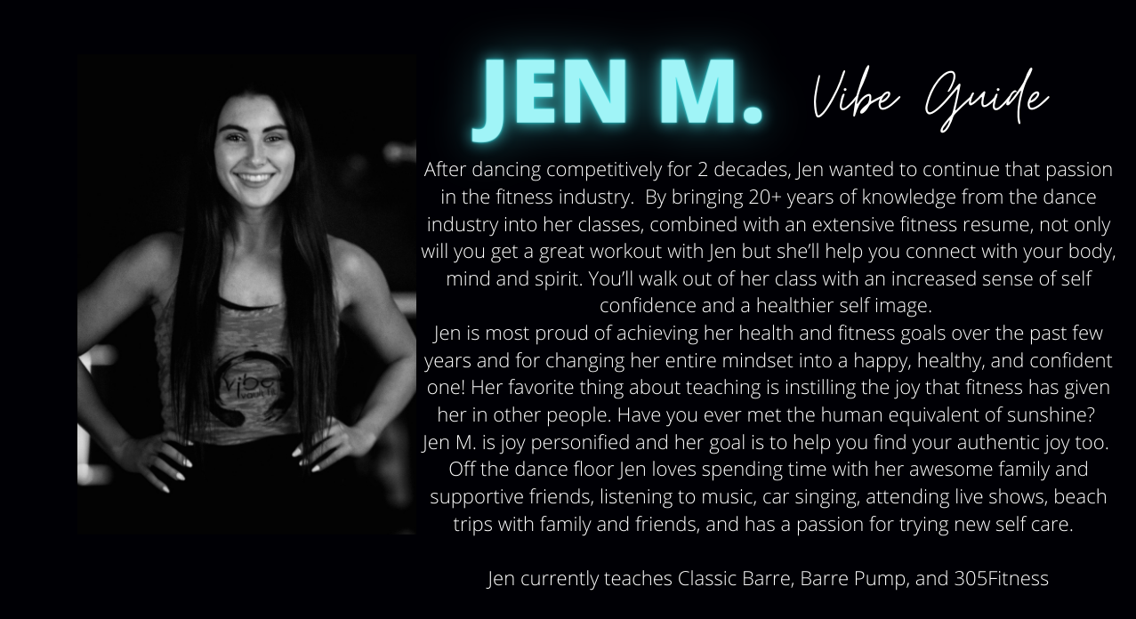 Vibe Vault's Fit's fitness wbsite with a dedicated page for fitness trainer's biography