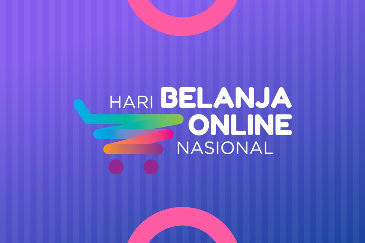 Harbolnas day celebration logo