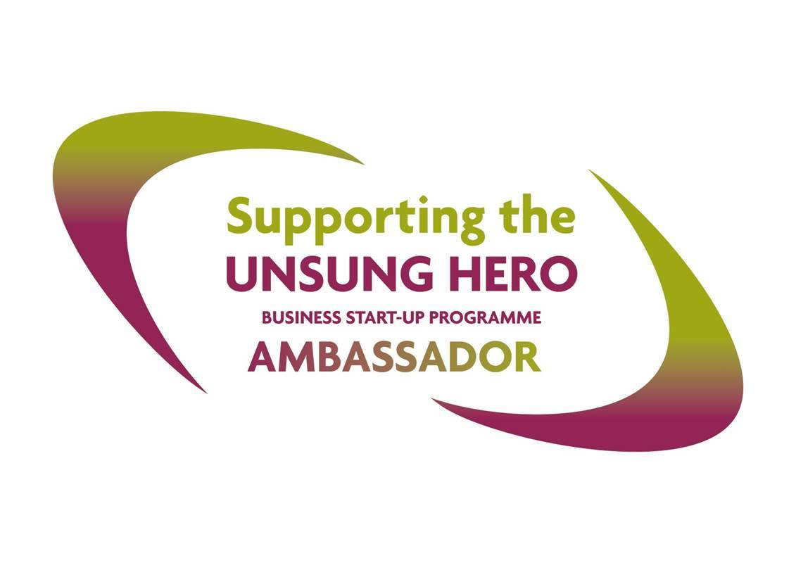 Supporting the Unsung Hero Logo