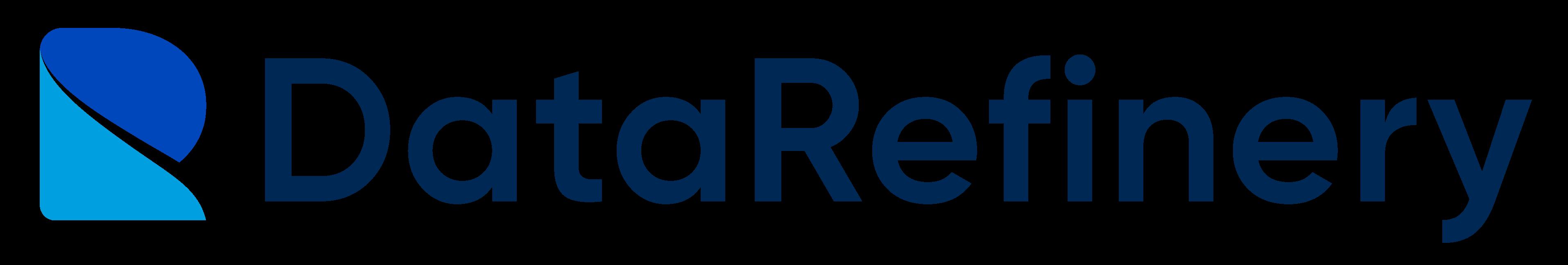 Data Refinery logo dark