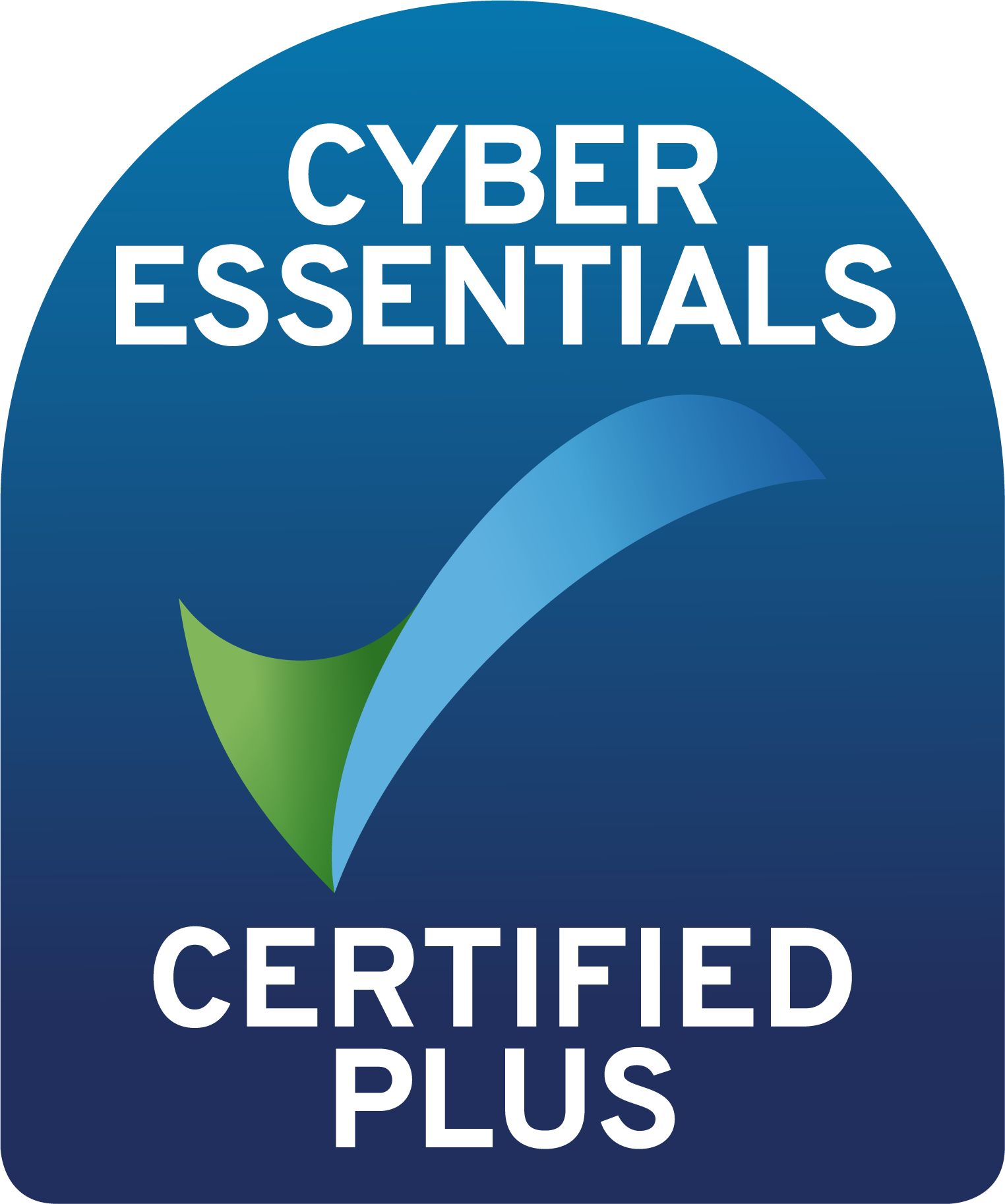 Cyber Essentials Plus accreditation