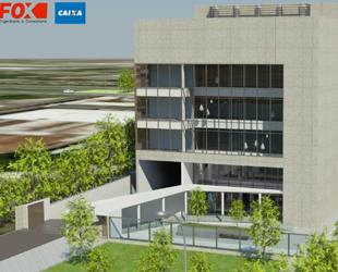 imagem de projeto do data center