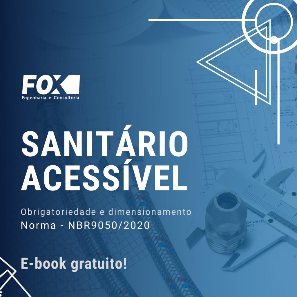 Sanitário acessível 9050
