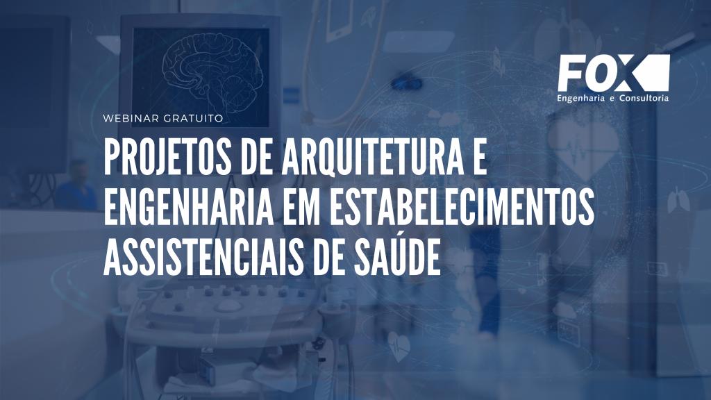webinar projetos hospitalares