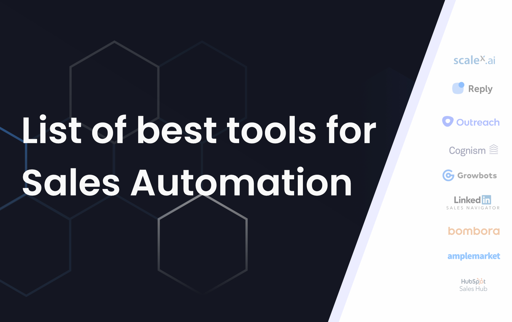 Best Sales Automation Tools for Lead-Generation in 2021