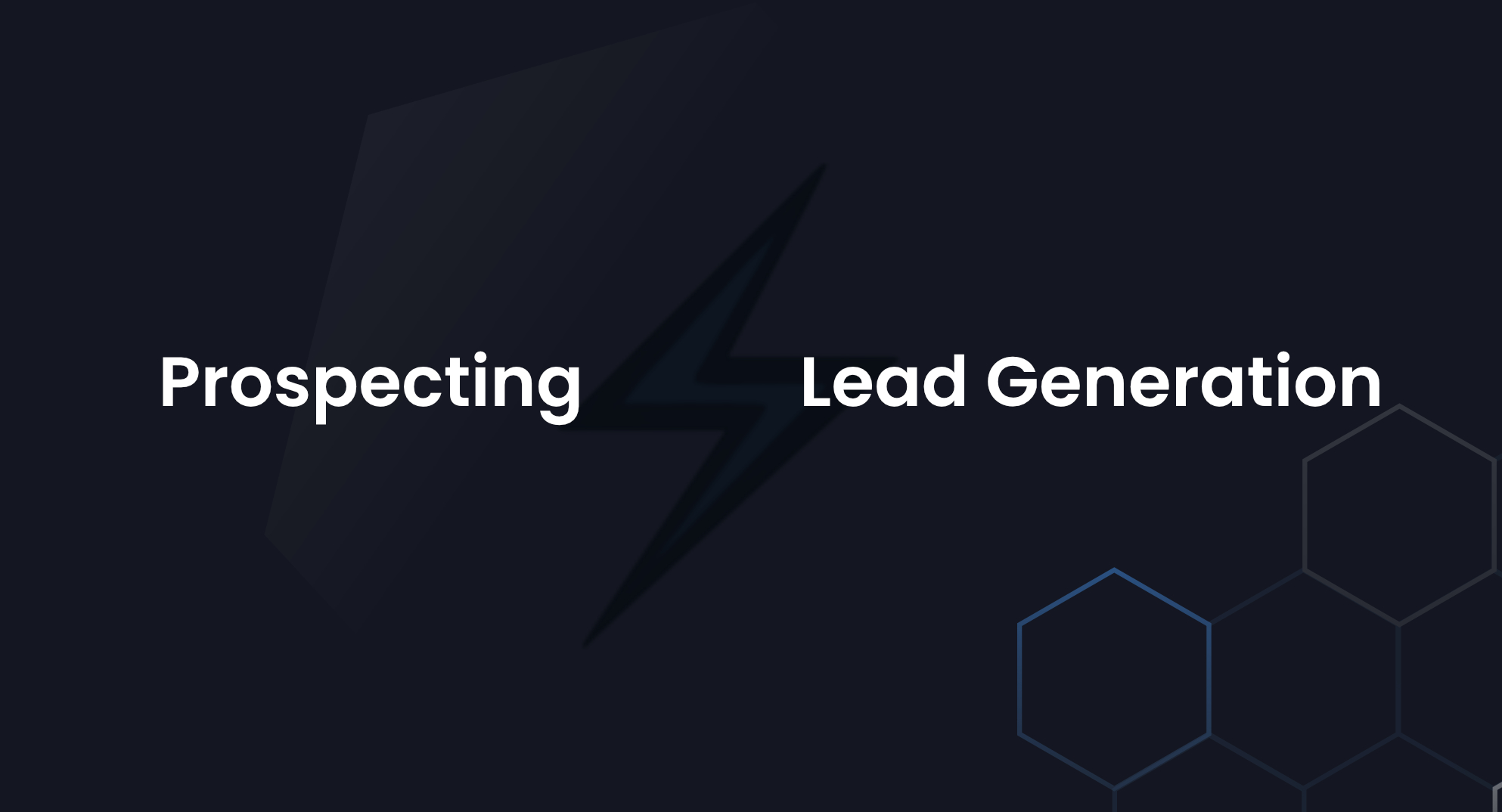 Prospecting vs. lead generation — which method is better for your sales team?
