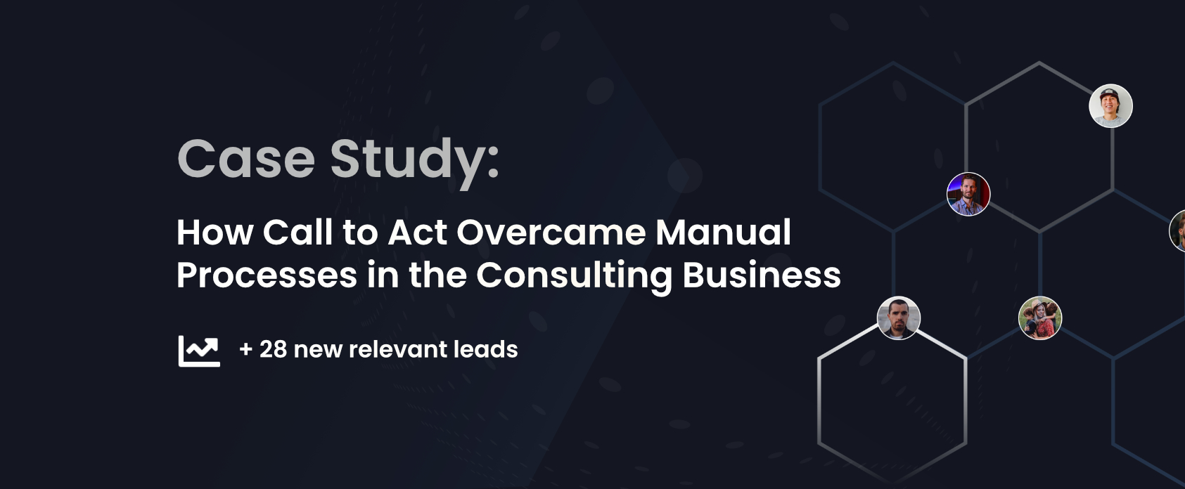 How Call to Act Overcame Manual Processes in the Consulting Business