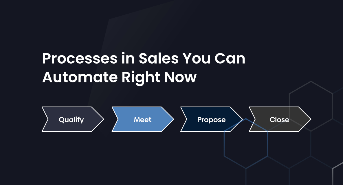 Sales Automation: Processes in Sales You Can Automate Right Now