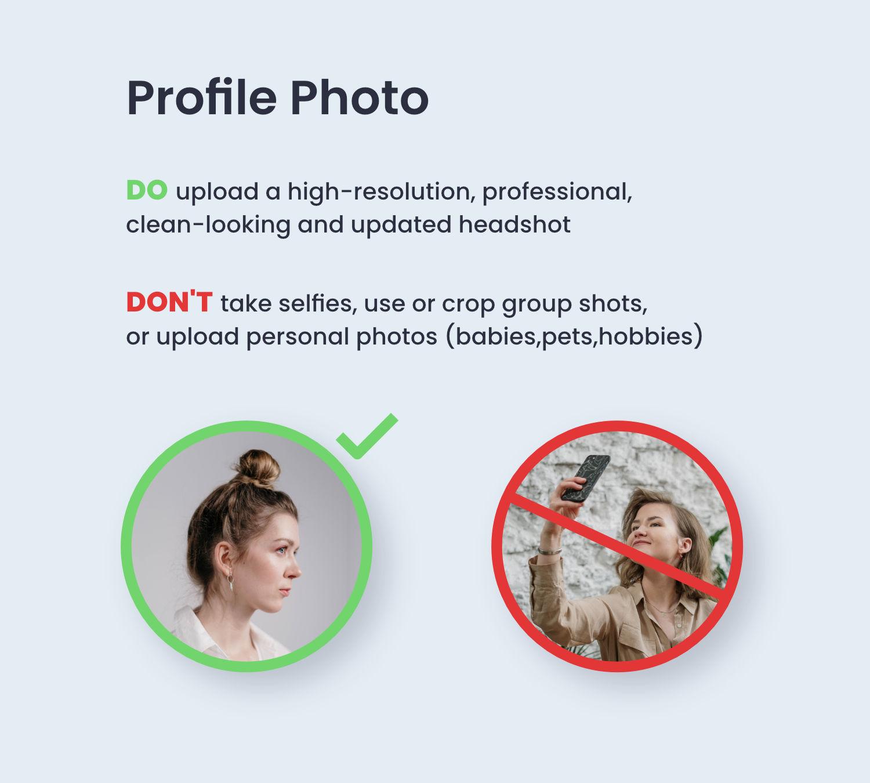 profile photo guide
