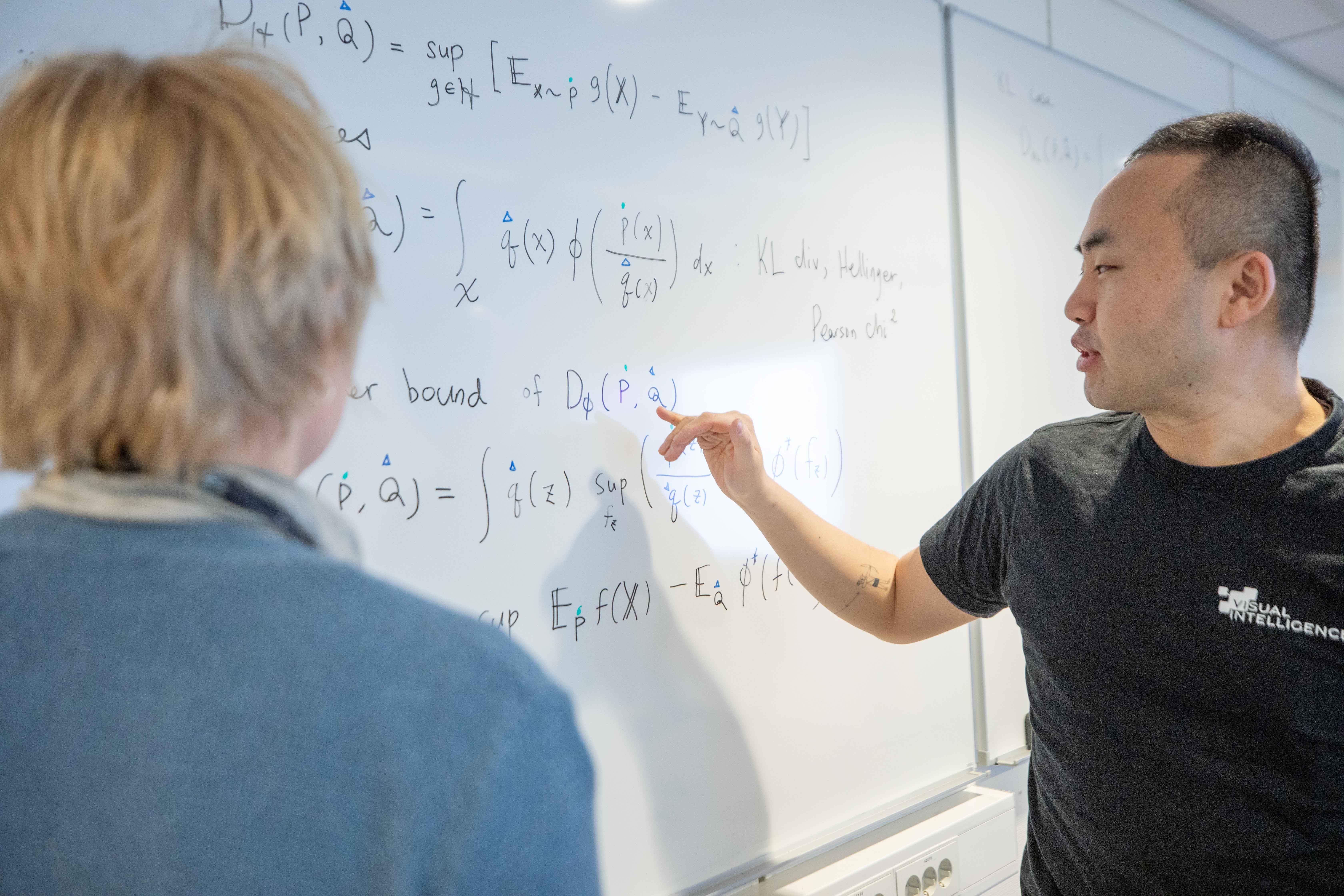 Chankyu Choi sine algoritmer gjør forskernes arbeid langt lettere, og senker terskelen dramatisk for bruk av kunstig intelligens i forskning.