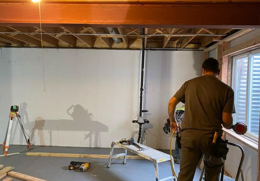 Cook County Basement Remodeling Services