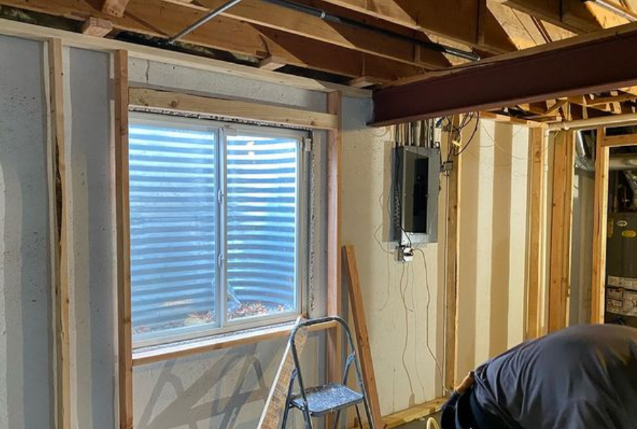 Cook County Basement Renovation Services
