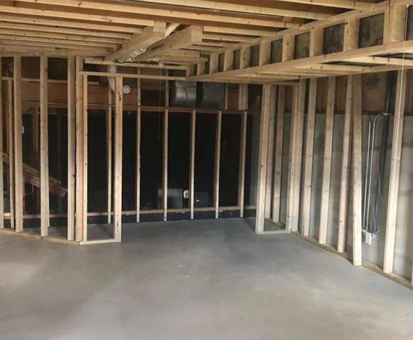 Modern Basement Finishing Services in DuPage County