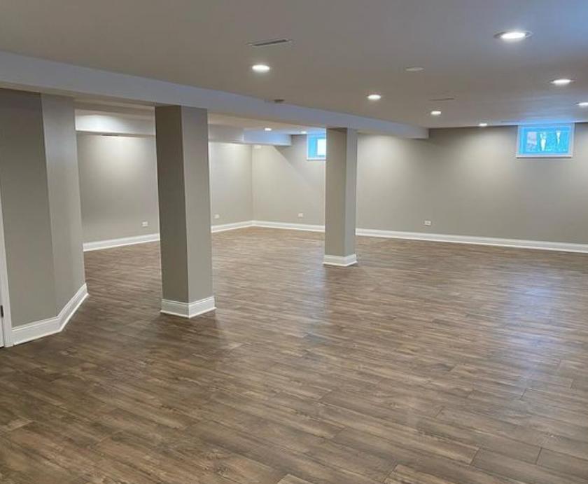 DuPage County Basement Renovation Services
