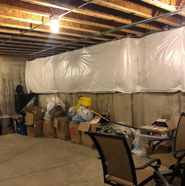 Updating an Unfinished Basement in Will County