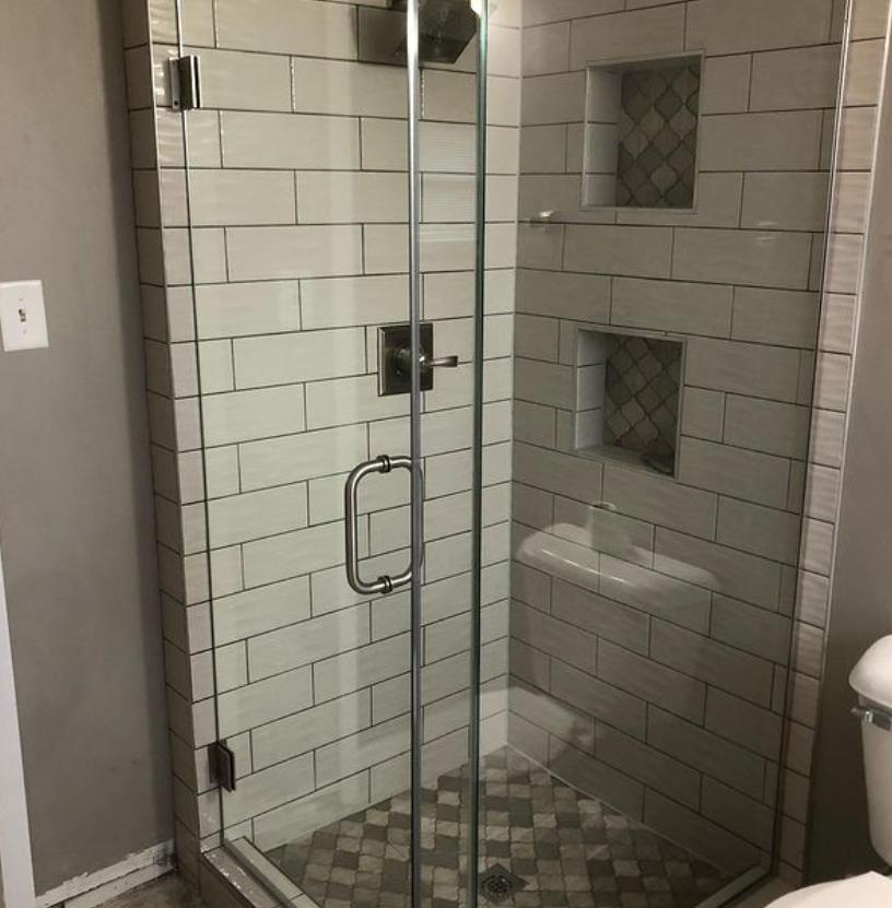 Modern Naperville Bathroom Remodeling Update