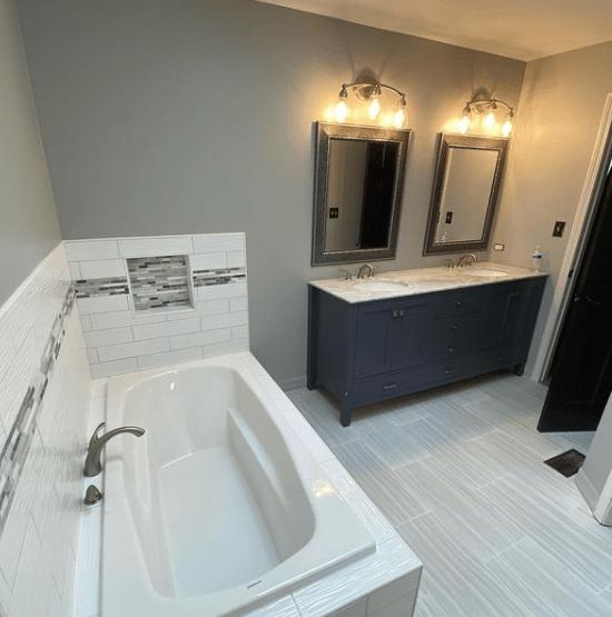 Naperville Bathroom Renovations