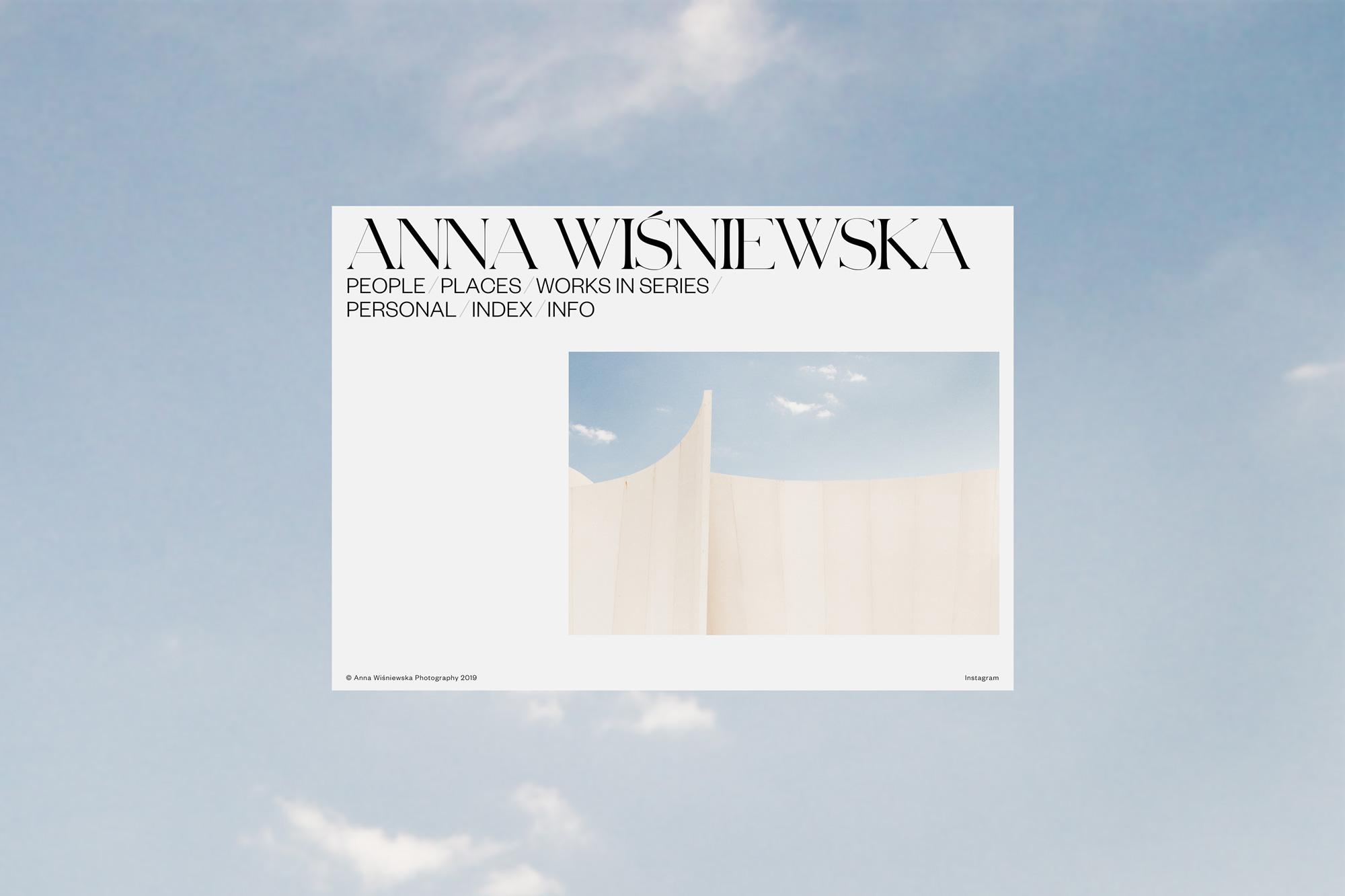 Anna Wiśniewska project thumbnail