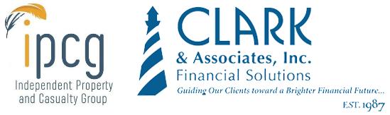 IPCG & Clark Logo