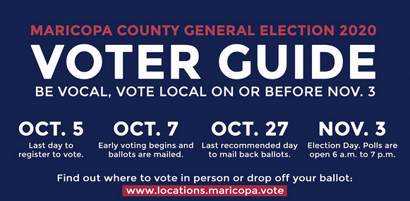Maricopa County Voter Guide