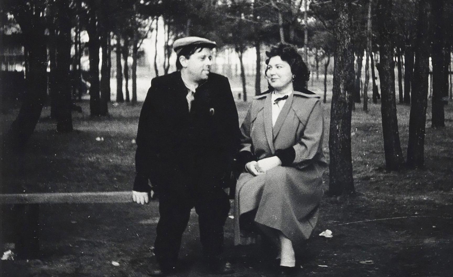 Андрей Сахаров и Клавдия Вихирева, 1960-е