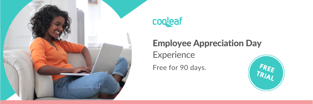 Employee Appreciation Day Experience - 90 Days Free