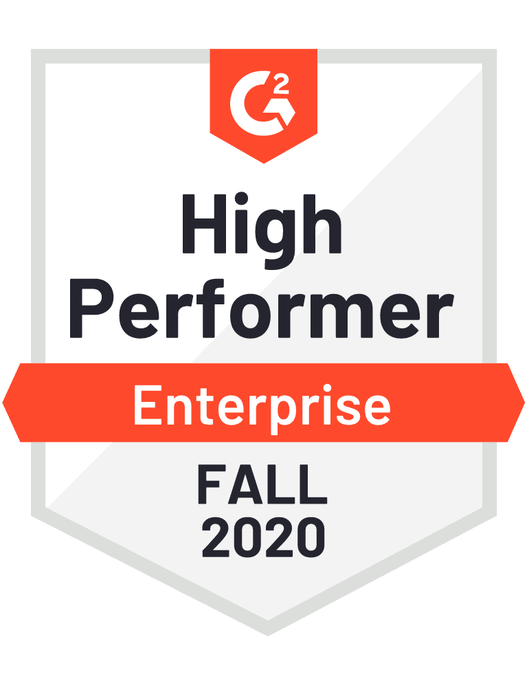 Cooleaf has been recognized by G2 as a High Performer quarter over quarter