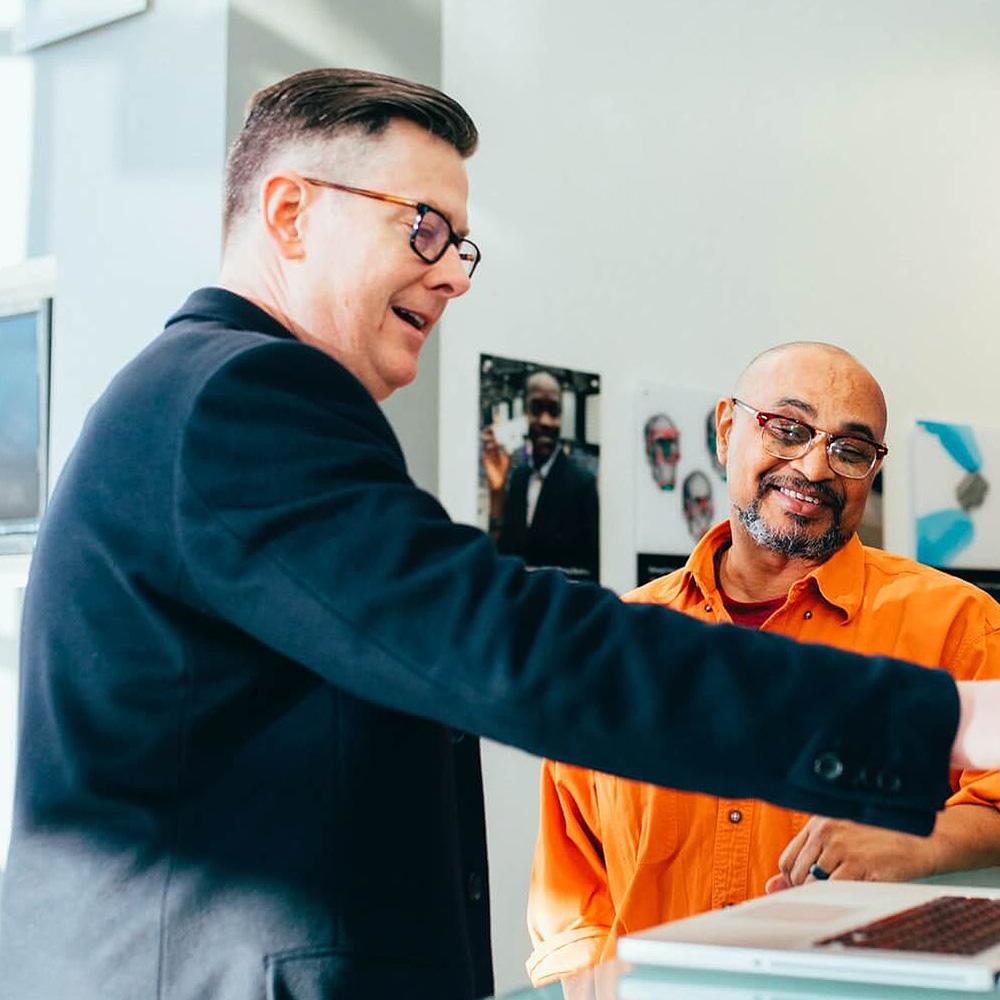 Provide an award-winning customer experience