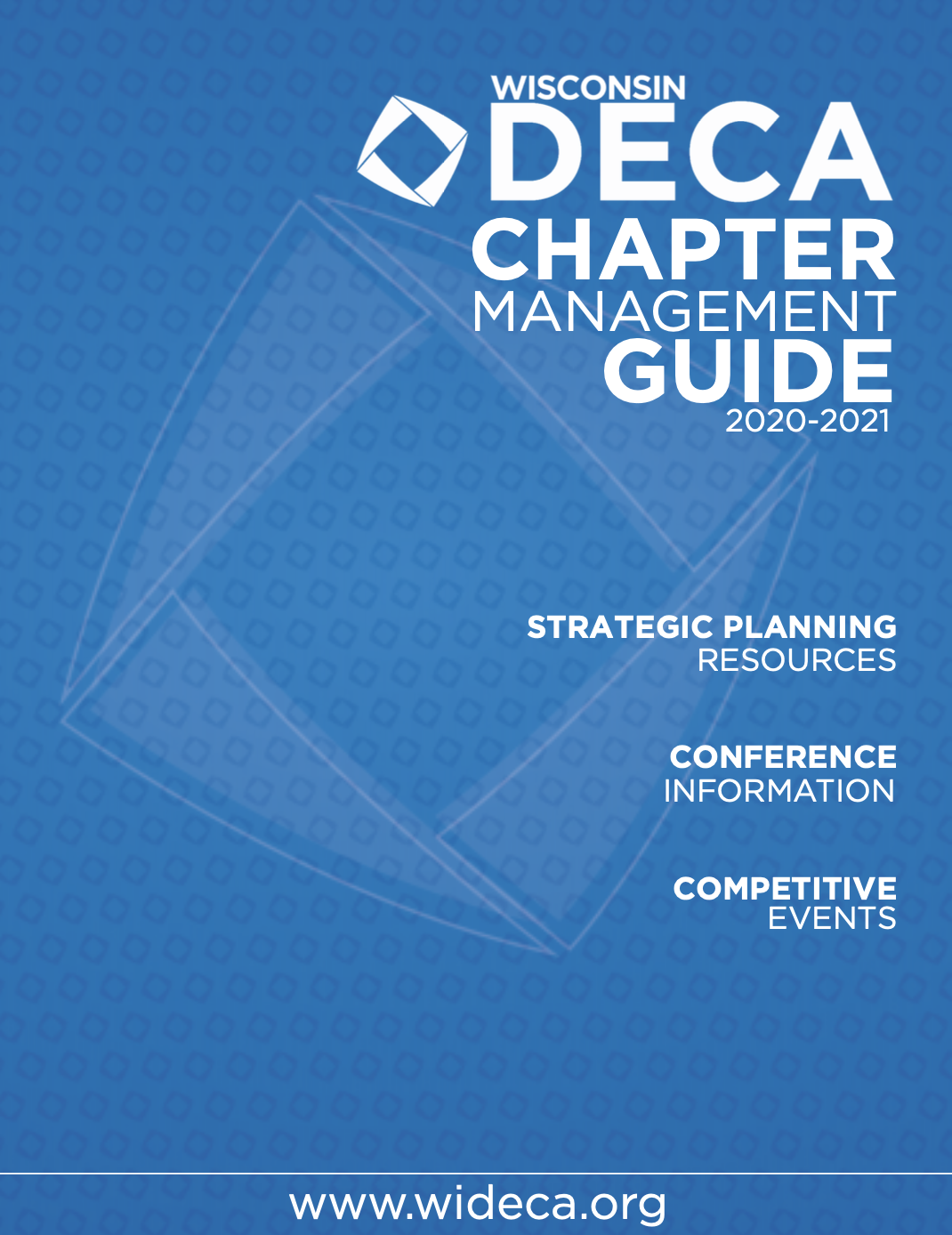 WI DECA Chapter Management Guide