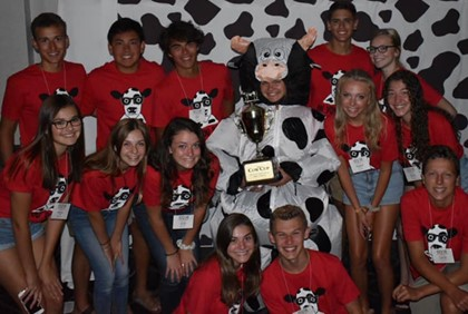 Students at COW