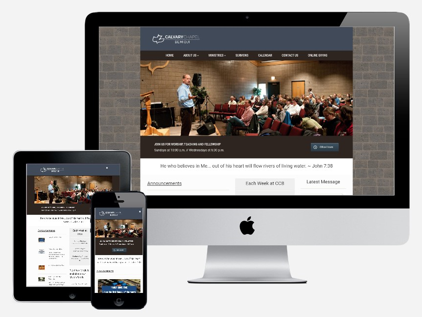 Calvary Chapel Bemidji website