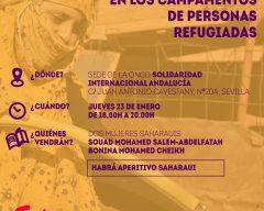 Testimonios de Vida: El agua, las mujeres y la cultura saharaui en los campamentos de personas refugiadas
