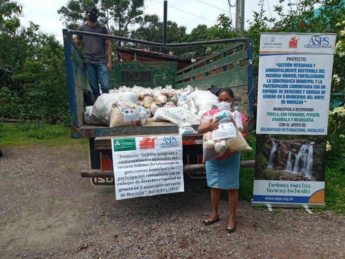 Mejora en el acceso a una alimentación adecuada desde una perspectiva de resiliencia local en los municipios de San Fernando, San Francisco Morazán y San Ignacio, departamento de Chalatenango