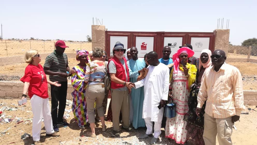 Fortalecimiento de la resiliencia de las personas más vulnerables a la inseguridad alimentaria y nutricional, promoviendo los derechos agrarios y la agroecología en el municipio de Guédé Village, Senegal