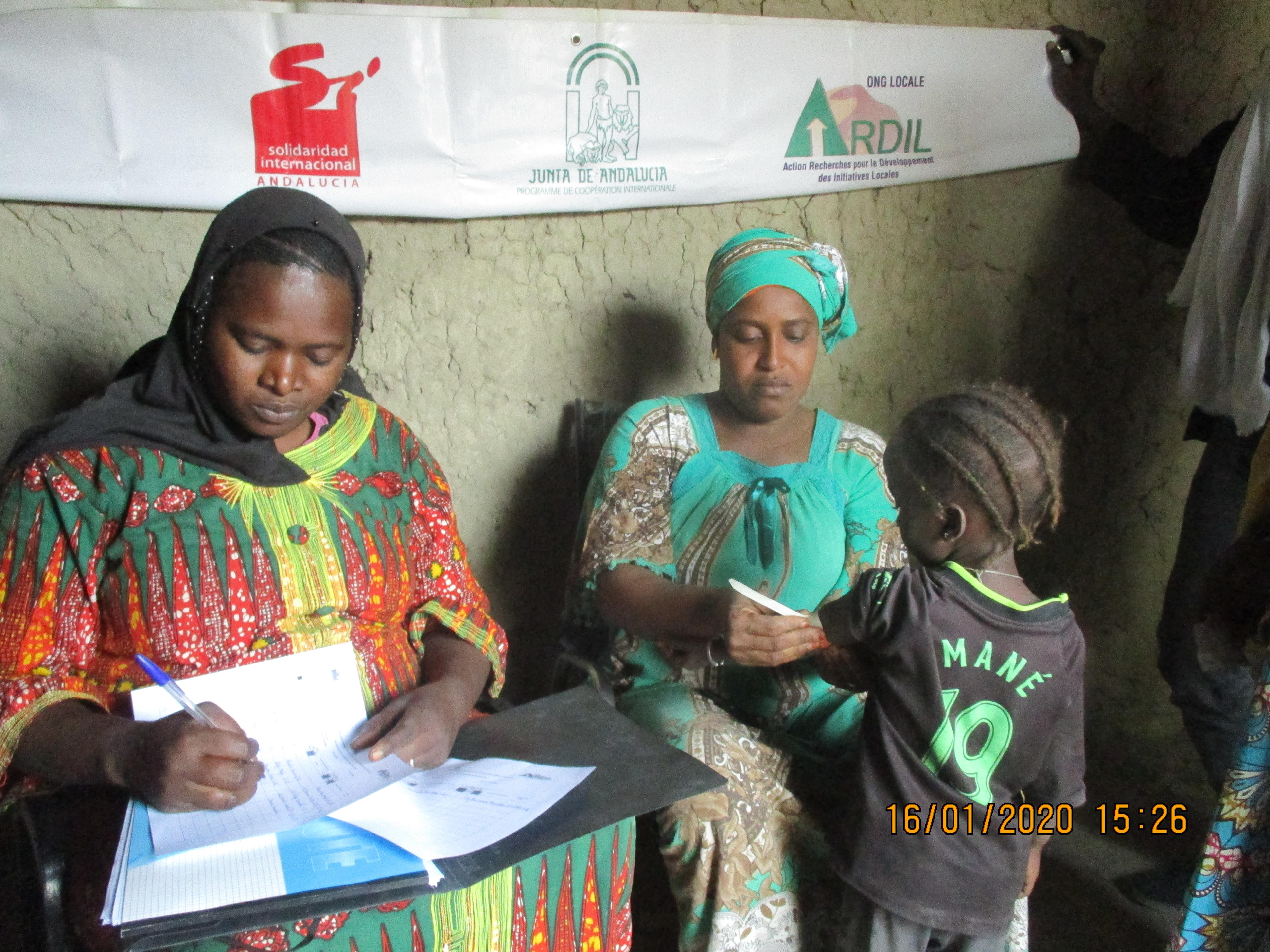 Acción humanitaria de lucha contra la malnutrición de las comunidades afectadas por la crisis de seguridad crónica en la región de Tombuctú, Mali