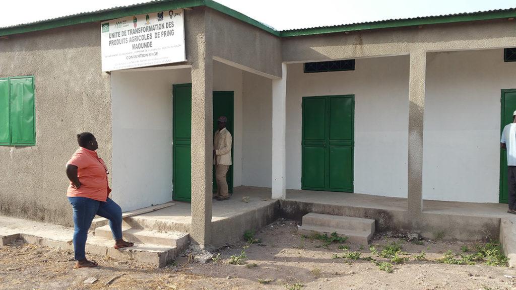 Contribución a la Seguridad Alimentaria y a la Gobernanza medioambiental en Senegal