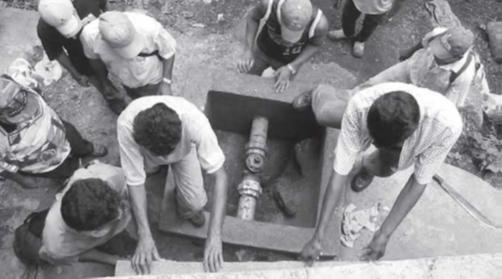 Asistencia técnica y productiva e introducción de agua potable en la comunidad de El Tempisque del Municipio de Zacatecoluca