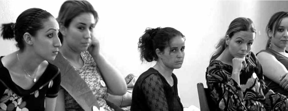 Promoción y apoyo de respuestas eficaces de las ONG/OBC al VIH/Sida y las ETS en Marruecos