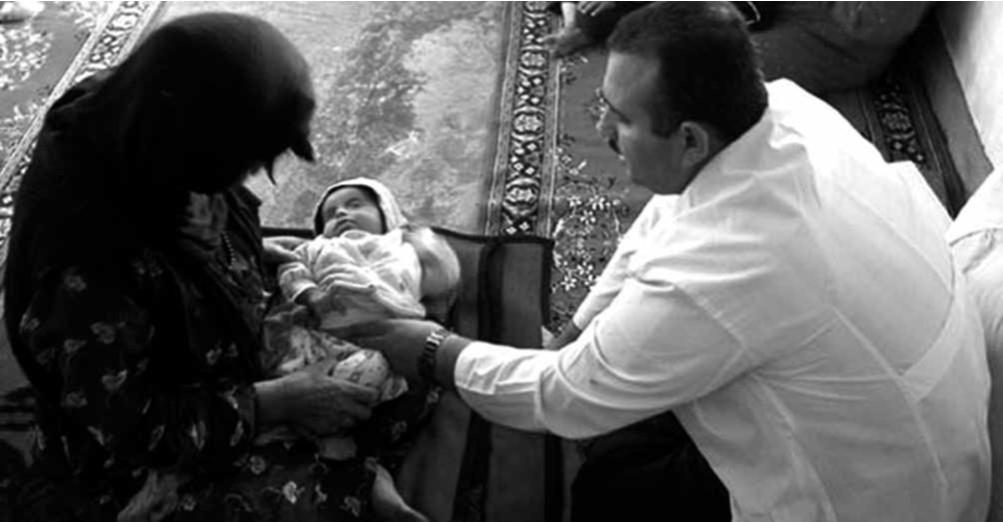 Ayuda de emergencia a Irak: Asistencia médica, formación y apoyo a la mujer en el Kurdistán iraquí.