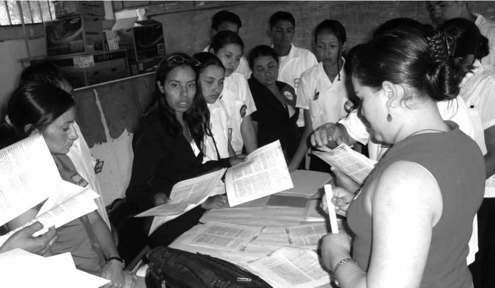 Fortalecimiento de la participación ciudadana, para la prevención de la violencia, y la promoción y defensa de los derechos humanos de las mujeres