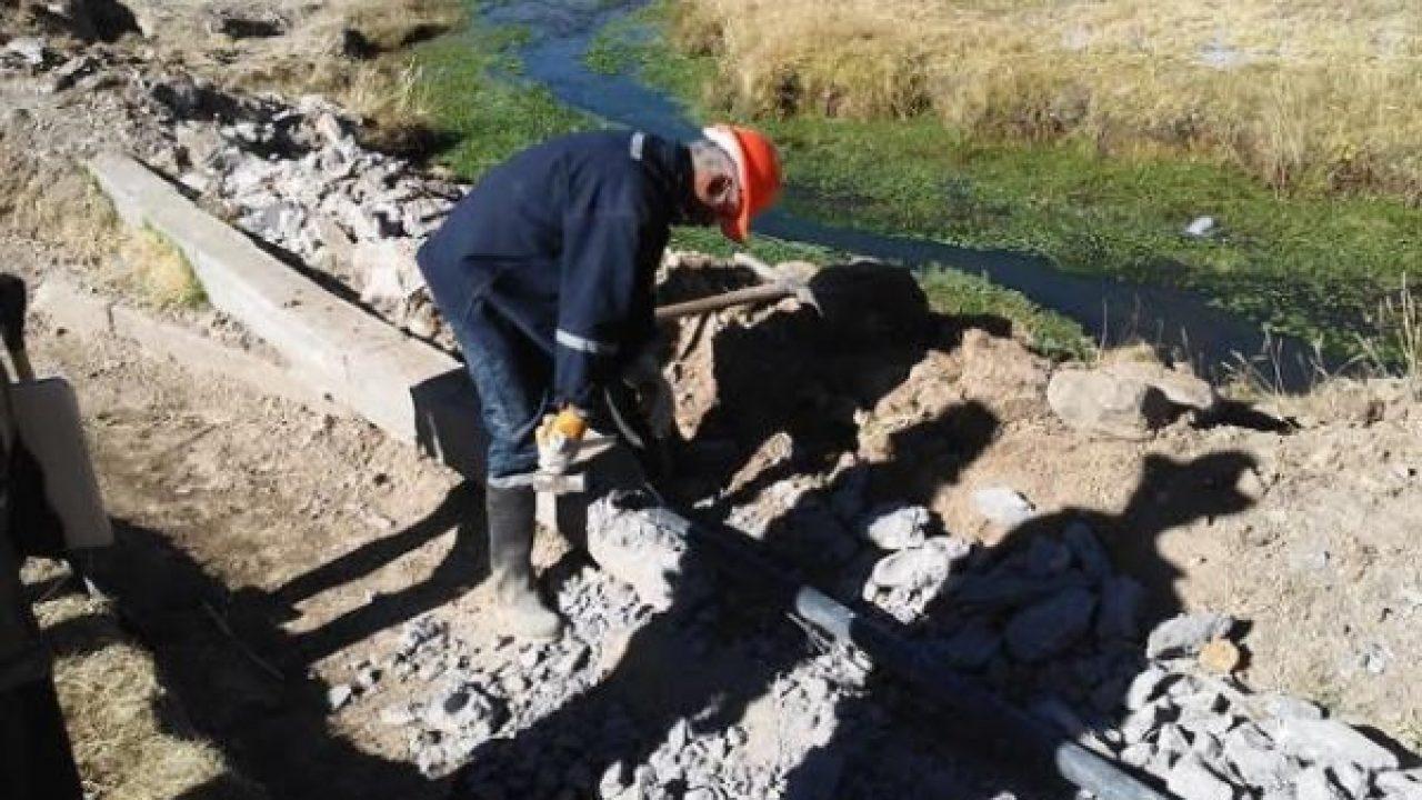 Reconstrucción sostenible y participativa con la población damnificada de Sacta, Perú