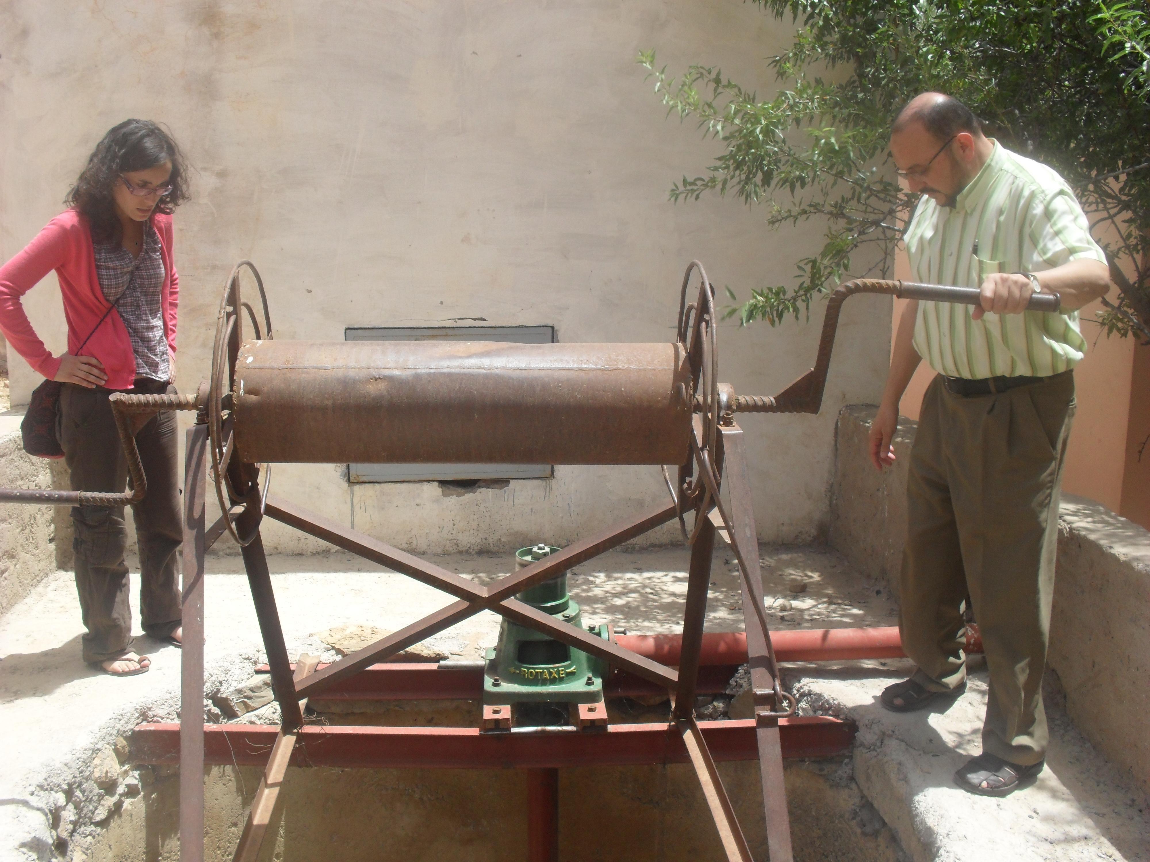 Desarrollo integral y agua en la región de Alhucemas, Marruecos