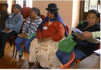 Promoción del ejercicio de los derechos a la salud y el bienestar por parte de las mujeres de las áreas de intervención