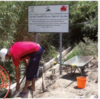 Iniciativas participativas locales de desarrollo integral