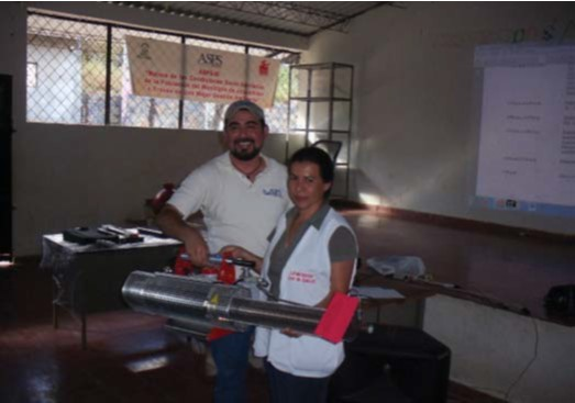 Mejorar las condiciones sociosanitarias de la población del municipio de Jocoaitique a través de una mejor gestión ambiental