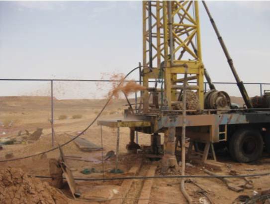 Mejora del abastecimiento de agua potable en los campamentos de refugiados saharauis de Tindouf,fase X-2012