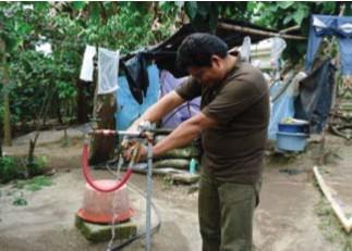 Agua potable, saneamiento básico y mejora de las condiciones socioambientales con enfoque de género en la comunidad de la Florida Acaflor Municipio de Colomba, Departamento de Quetzaltenango, Guatemala